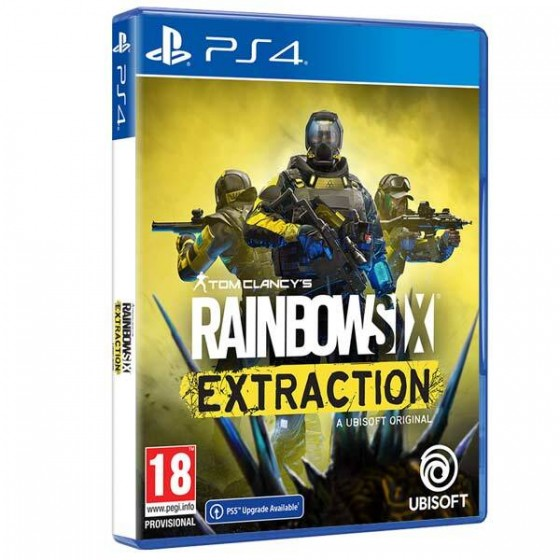 Rainbow Six Siege Extraction - PS4 - The Gamebusters