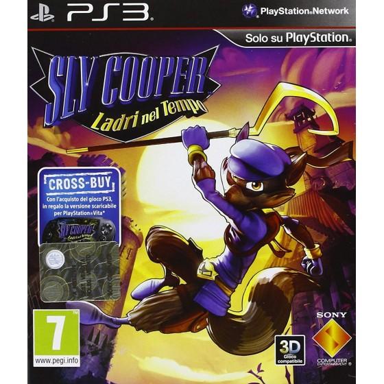Sly Cooper: Ladri nel Tempo - PS3