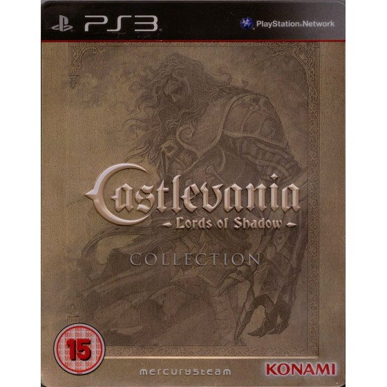 Castlevania Lords of Shadow - Collection - PS3