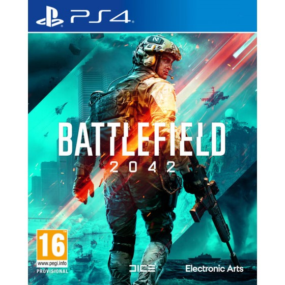 Battlefield 2042 - PS4 - The Gamebusters
