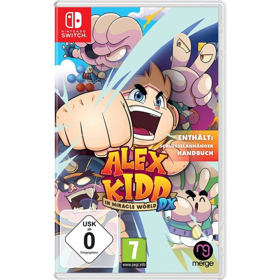 Alex Kidd in Miracle World DX - Switch - The Gamebusters