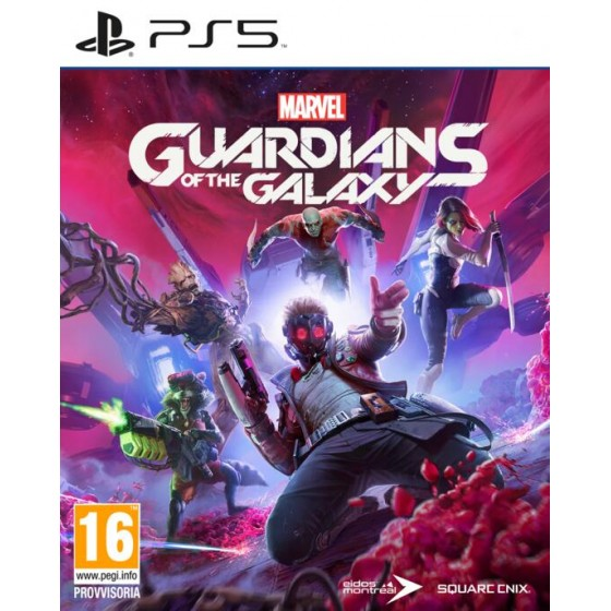 Marvel's Guardians of the Galaxy - PS5 - The Gamebusters
