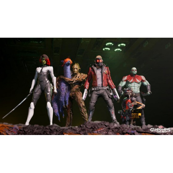 Marvel's Guardians of the Galaxy - Xbox Series X / One