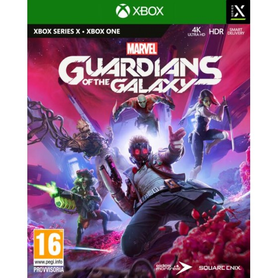 Marvel's Guardians of the Galaxy - Xbox Series X / One - The Gamebusters