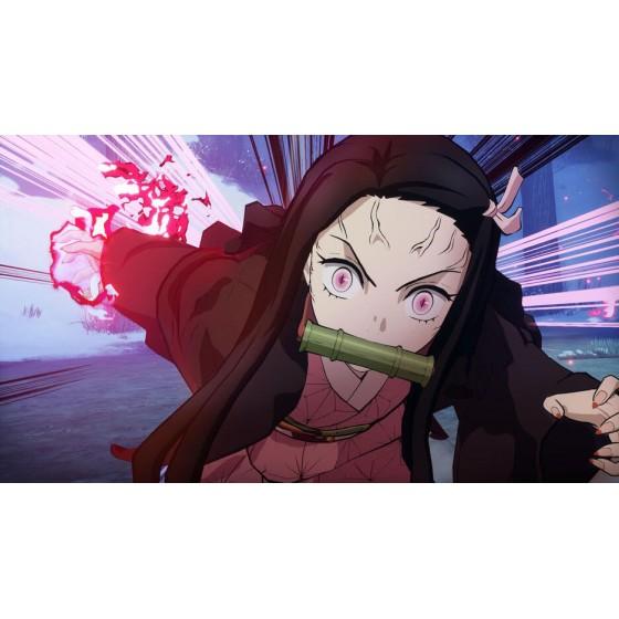 Demon Slayer - Kimetsu No Yaiba: The Hinokami Chronicles - PS4