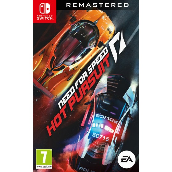 Need for Speed Hot Pursuit - Remastered - Switch