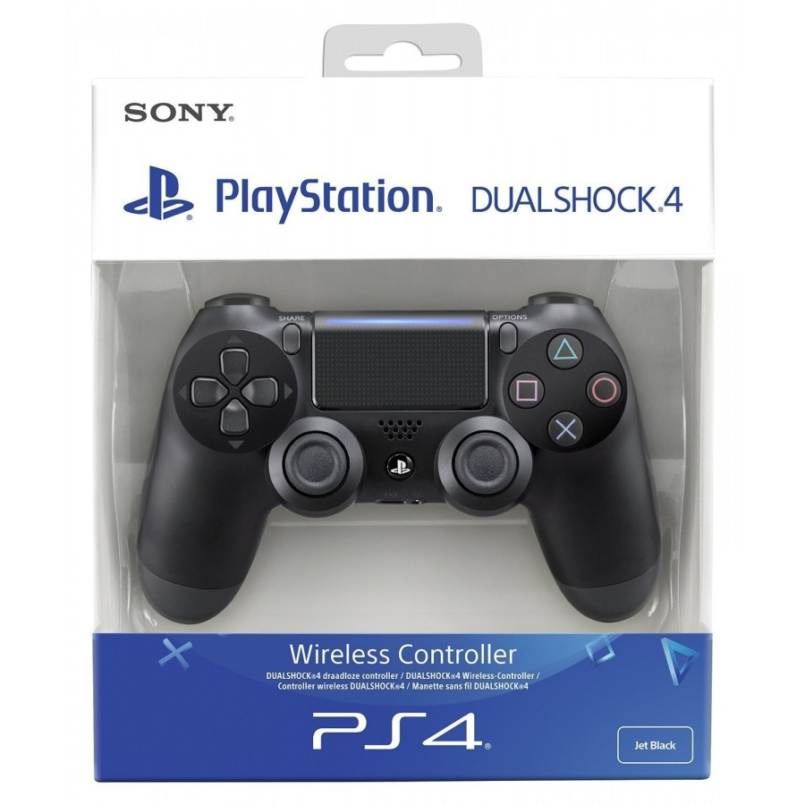DUALSHOCK 4 Wireless Controller - Nero