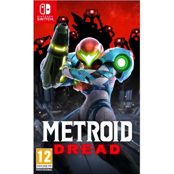 Metroid Dread - Switch - The Gamebusters
