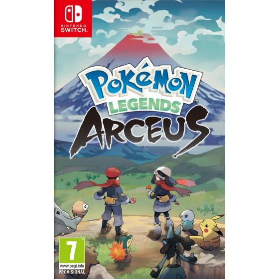Pokemon Legends Arceus ( Leggende Pokemon ) - Switch - The Gamebusters