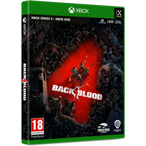 Back 4 Blood - Xbox Series X / One - The Gamebusters