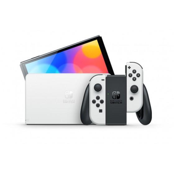 Console Nintendo Switch OLED - Bianca (White)