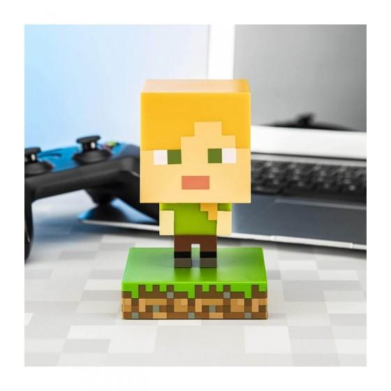 Lampada Alex Minecraft - Paladone