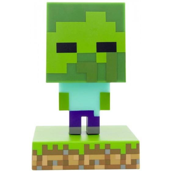Lampada Zombie Minecraft - Paladone