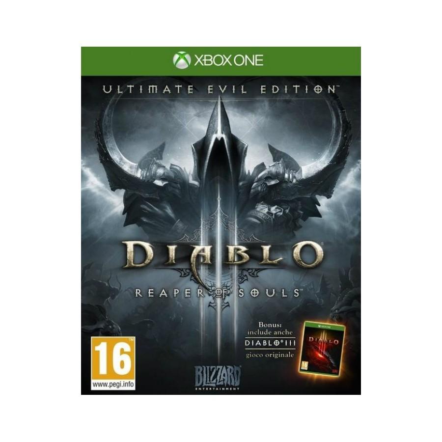 Diablo III - Ultimate Evil Edition - Xbox one