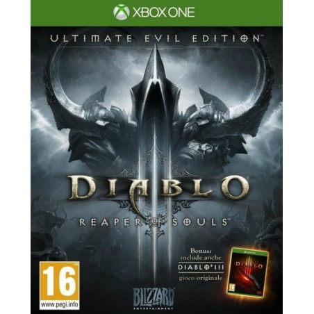 Diablo III - Ultimate Evil Edition - Xbox one