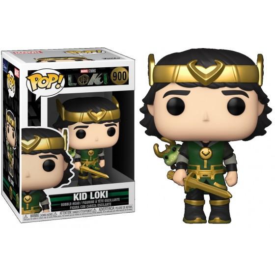 Funko Pop - Kid Loki (900) - Marvel Loki