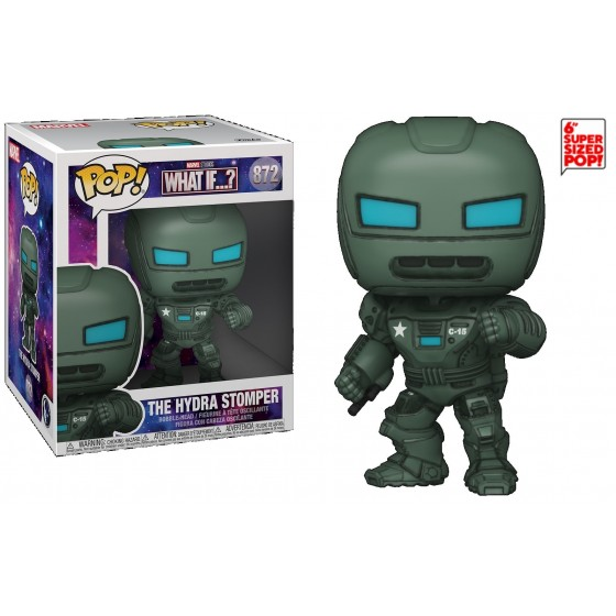 Funko Pop - The Hydra Stomper (872) - Marvel What If...? - The Gamebusters