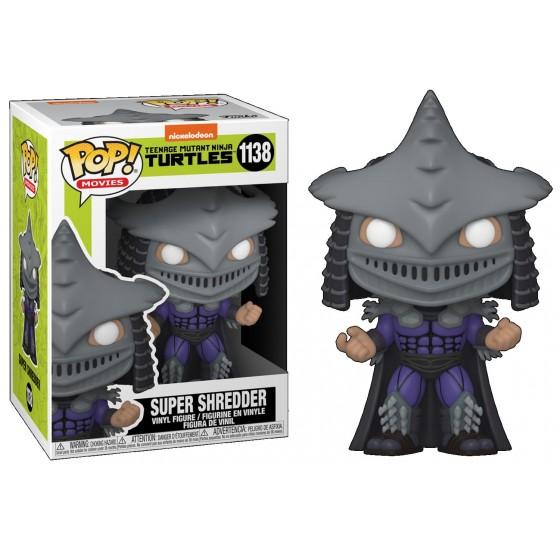 Funko Pop - Super Shredder (1138) - Tartarughe Ninja