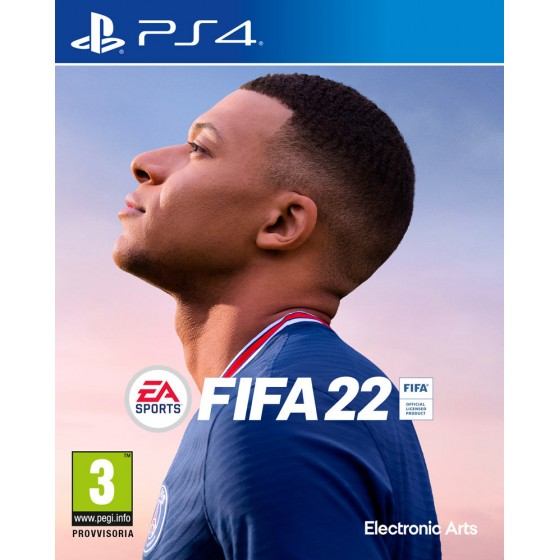 FIFA 22 - PS4 - THE GAMEBUSTERS