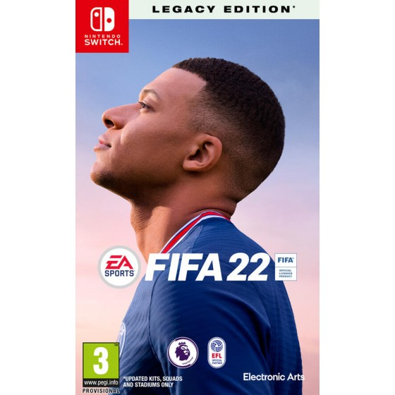 FIFA 22 - SWITCH - THE GAMEBUSTERS