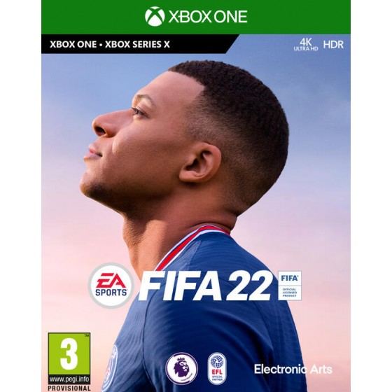 FIFA 22 - Xbox One - THE GAMEBUSTERS