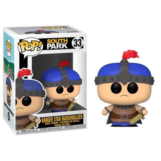 Funko Pop - Ranger Stan Marshwalker (33) - South Park