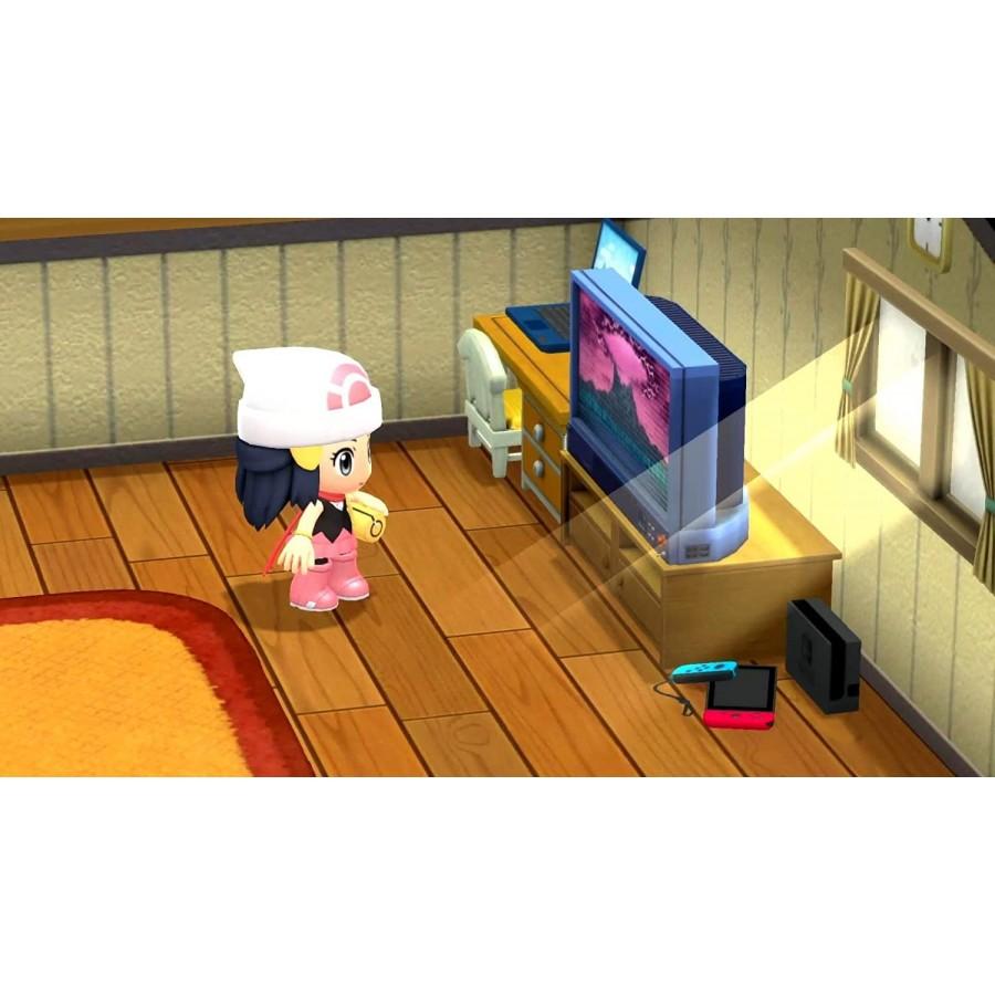Pokémon Diamante Lucente + Pokémon Perla Splendente - Dual Pack - the gamebusters