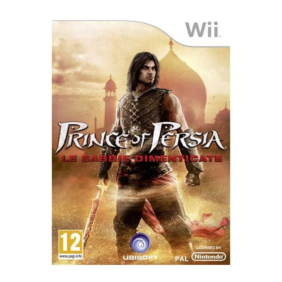 Prince of Persia - Le Sabbie Dimenticate - Wii - The Gamebusters