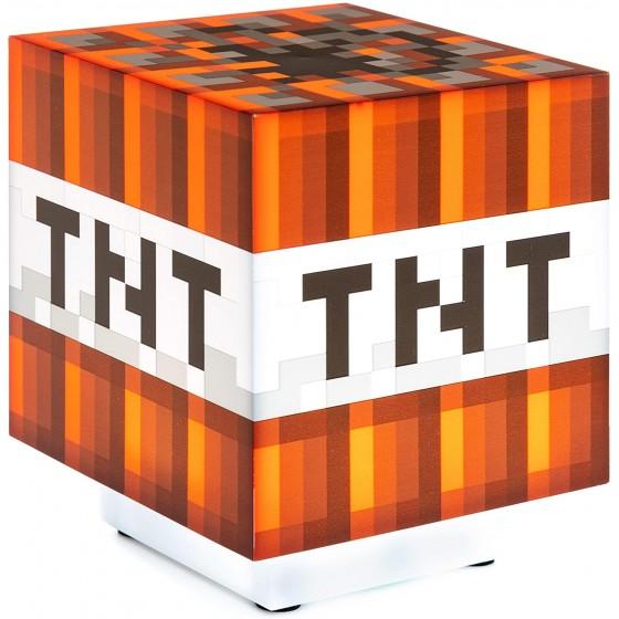 Lampada TNT Minecraft - Paladone