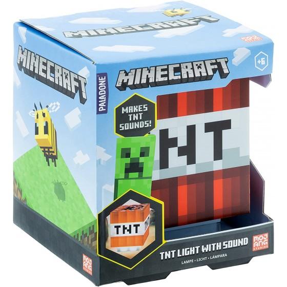 Lampada TNT Minecraft - Paladone - The Gamebusters