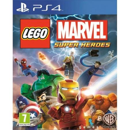 LEGO Marvel Super Heroes - PS4 usato