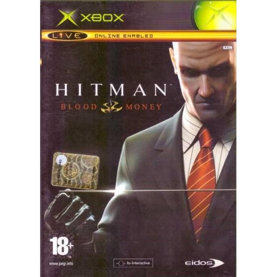 Hitman Blood Money - Xbox