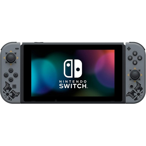 Console Nintendo Switch - Monster Hunter Rise Edition