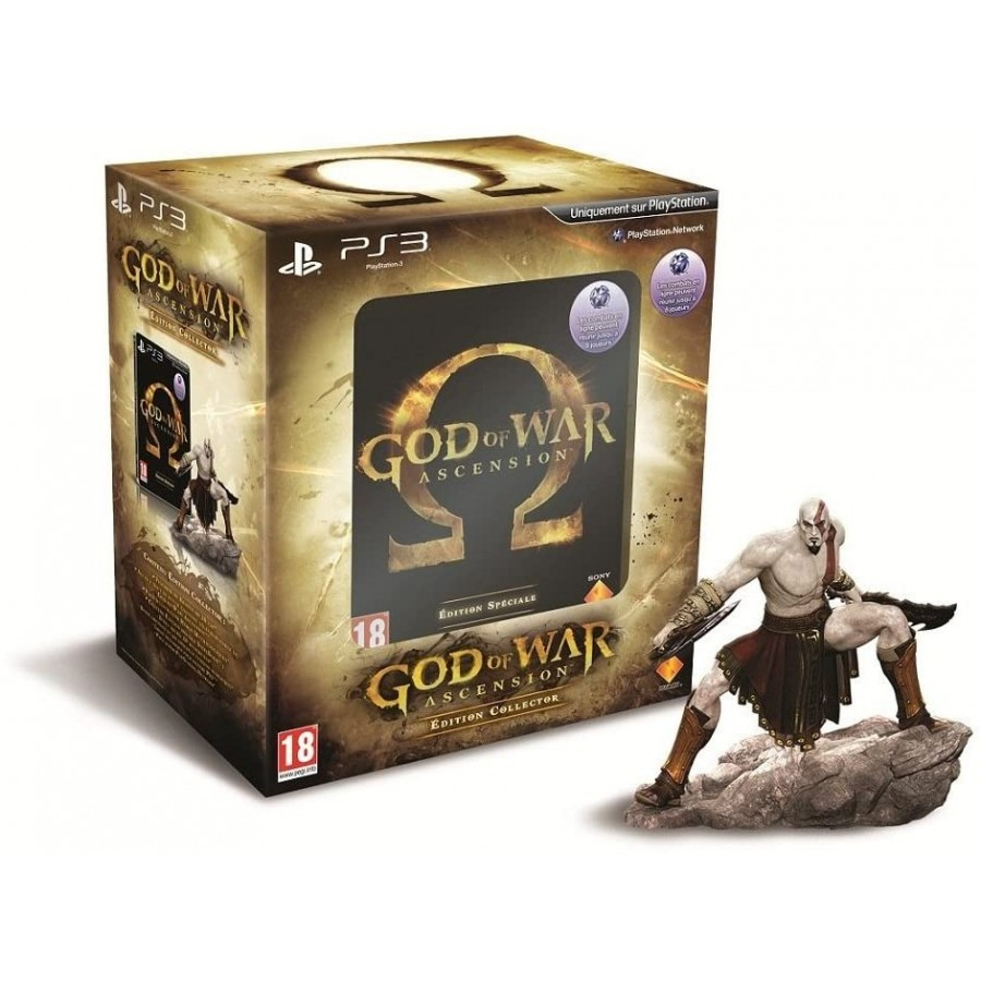 God of War Ascension - Collector's Edition - PS3 usato - The Gamebusters