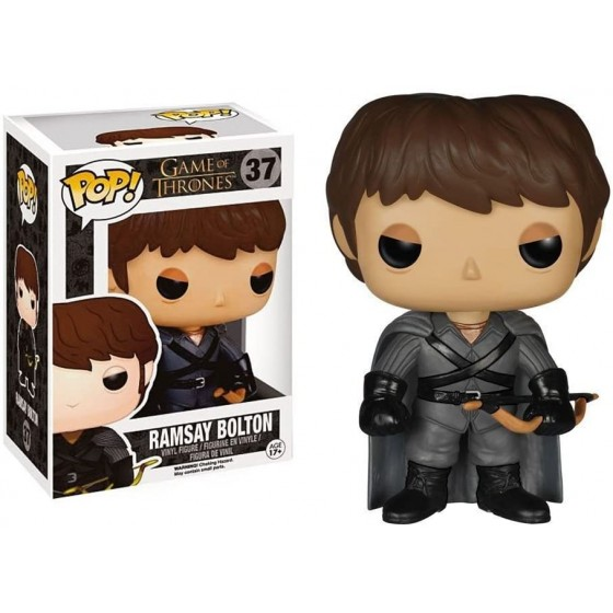 Funko Pop - Ramsay Bolton (37) - Game of Thrones - The Gamebusters