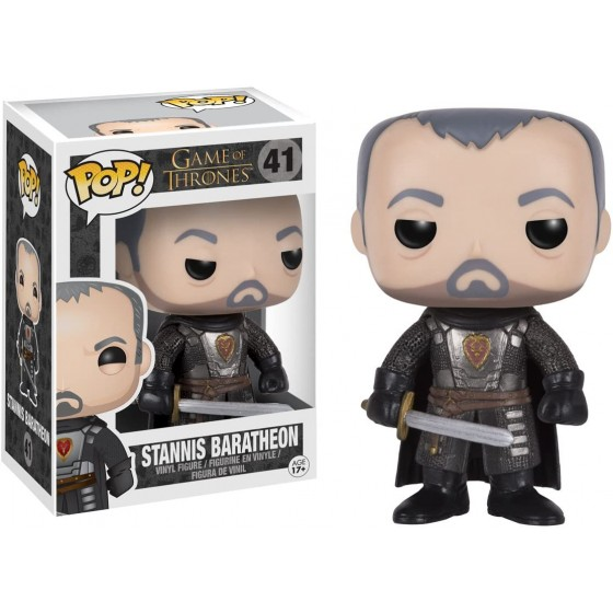 Funko Pop - Stannis Baratheon (41) - Game of Thrones - The Gamebusters