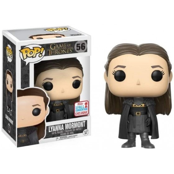 Funko Pop - Lyanna Mormont (56) - Game of Thrones - The Gamebusters