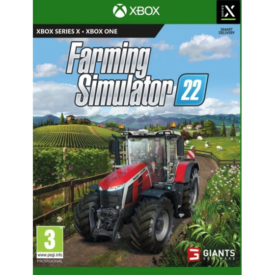 Farming Simulator - Xbox Series X|One - The Gamebusters