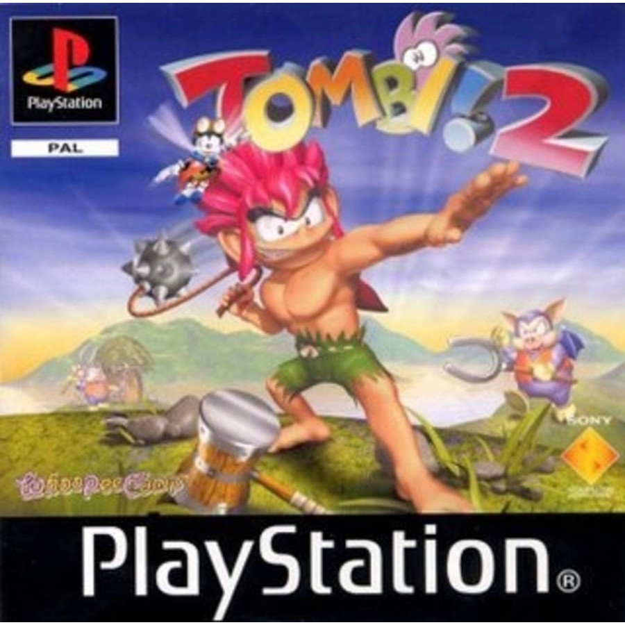 Tombi 2 - PS1 - The Gamebusters