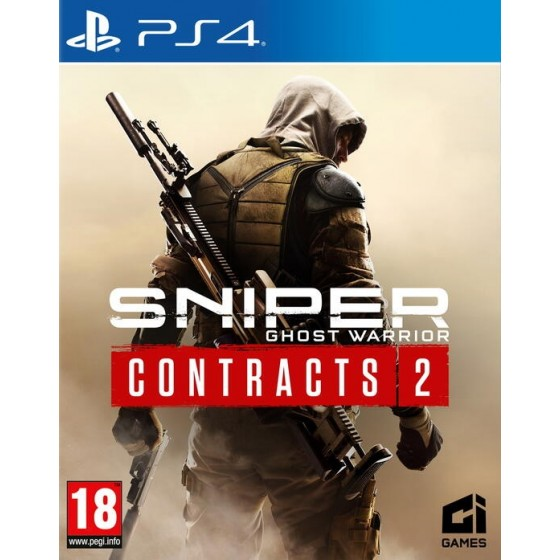 Sniper Ghost Warrior Contracts 2 - PS4 - The Gamebusters