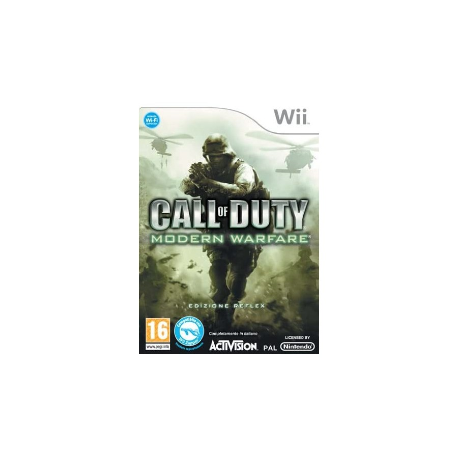 Call of Duty 4 Modern Warfare - Wii - The Gamebusters