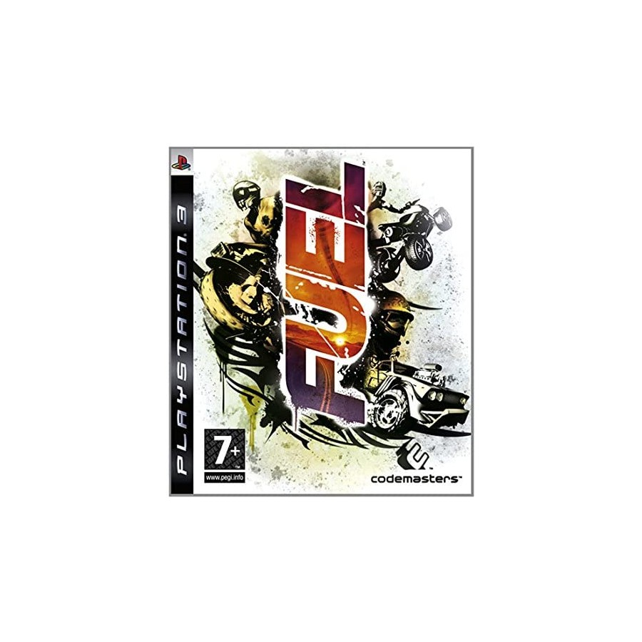 Fuel - PS3 - The Gamebusters