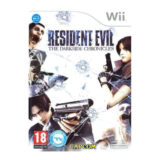 Resident Evil The Darkside Chronicles - Wii