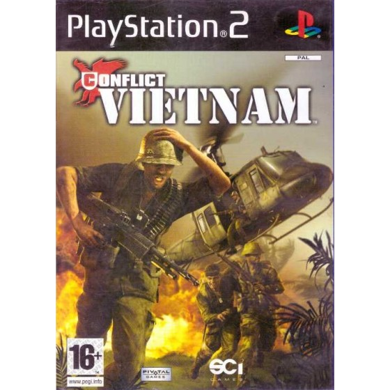 Conflict Vietnam - PS2- The Gamebusters