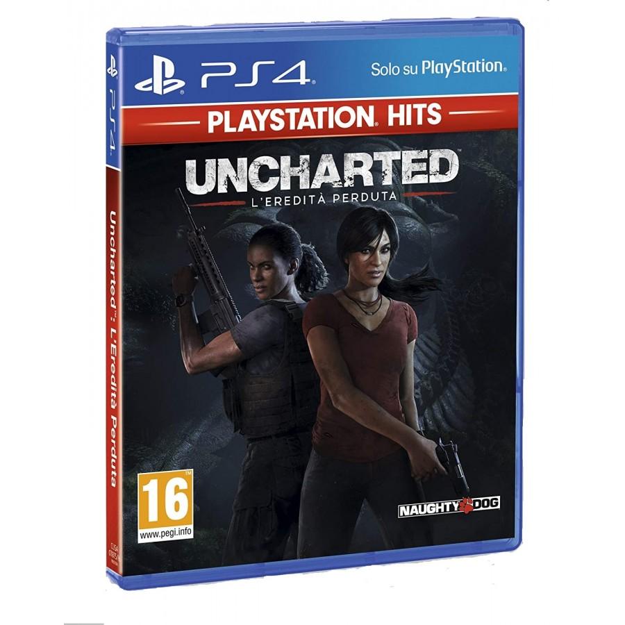Uncharted: L'Eredità Perduta - Playstation Hits - PS4