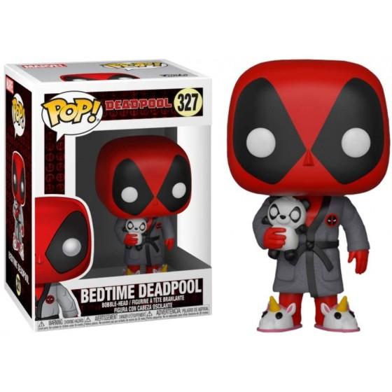 Funko Pop - Bedtime Deadpool (327) - Marvel