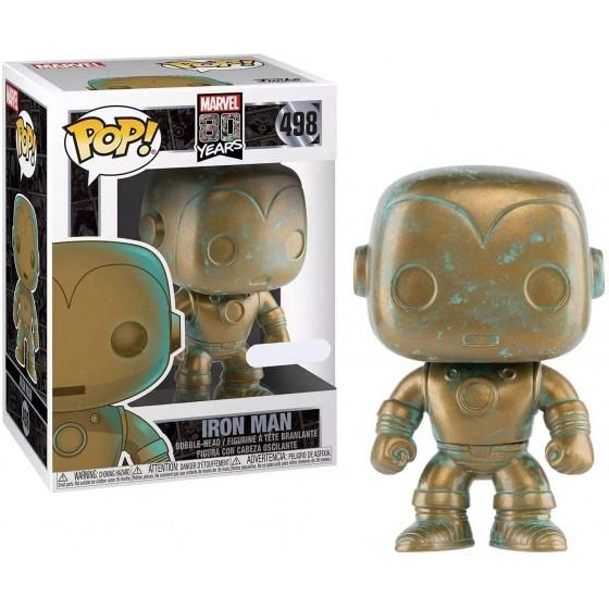 Funko Pop - Iron Man (498) - Marvel