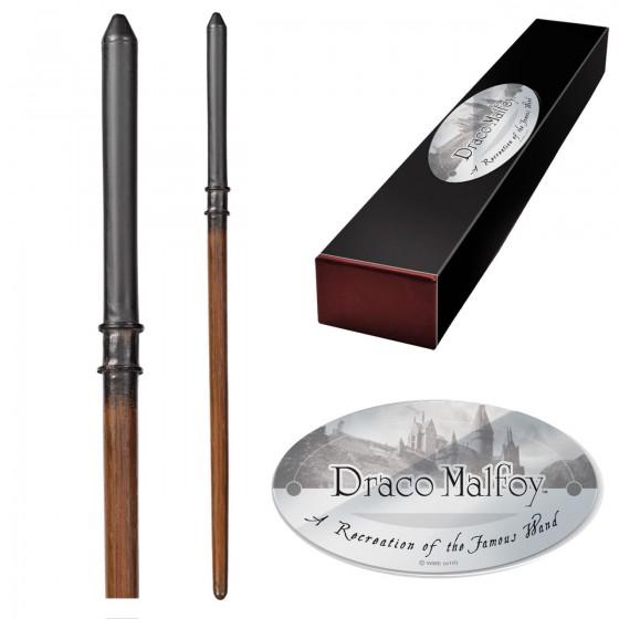 The Noble Collection Replica - Bacchetta di Draco Malfoy - Harry Potter
