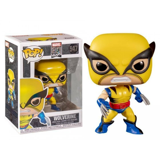 Funko Pop - Wolverine (547) - Marvel - The Gamebusters