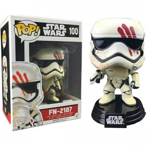 Funko Pop - FN-2187 (100) - Star Wars - The Gamebusters